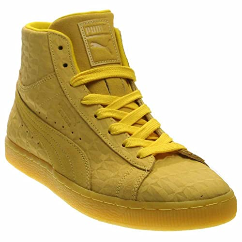 39917986188797 PUMA Mens Suede ME Iced Mid Hight Top Lace up