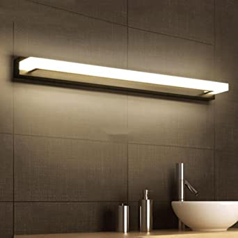 LED Lampe Salle de Bain BiuTeFang LED lampe frontale miroir étanche ...