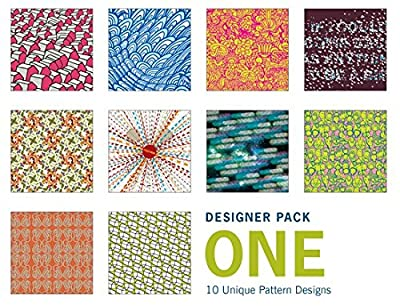 Origami Paper 100 sheets Designer Pattern Gift Pack (Set one)