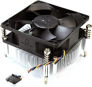 NEW OEM Dell Optiplex 7010 9010 CPU Heatsink and 5-Pin Cooling Fan - 89R8J