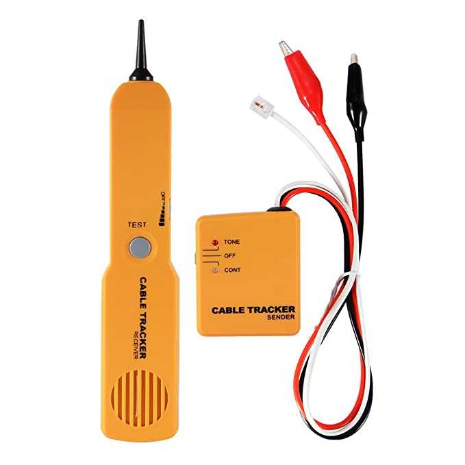 XCSOURCE Cable Wire Tracker Telephone RJ11 Detector Network Line ...