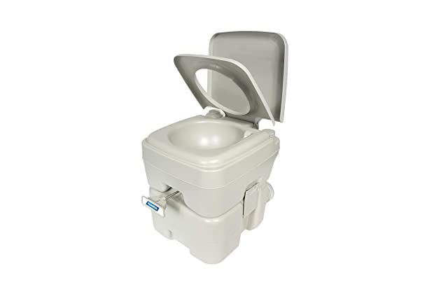 Portable Boat Toilet : Pontoon boat bathrooms what toilet set up you need