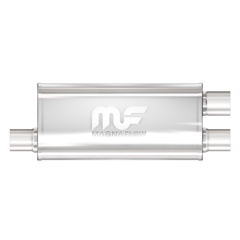 MagnaFlow 12266 Exhaust Muffler by MagnaFlow Exhaust Products