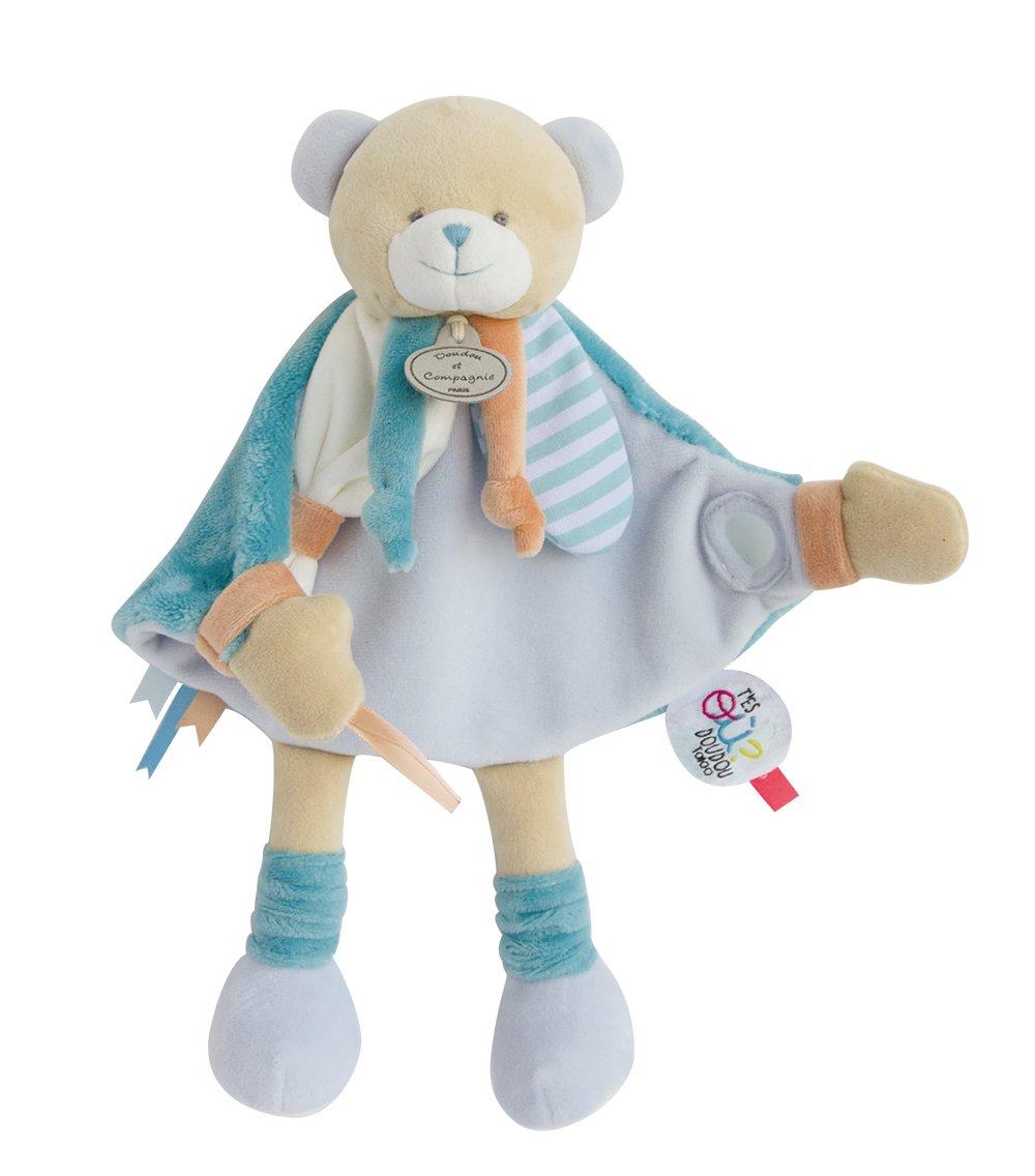 Doudou et Compagnie Doudou Tatoo Doudou de peluche oso