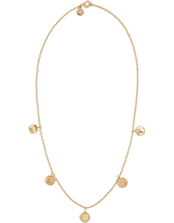bb2da549f gorjana Women's Cruz Mixed Coin Necklace