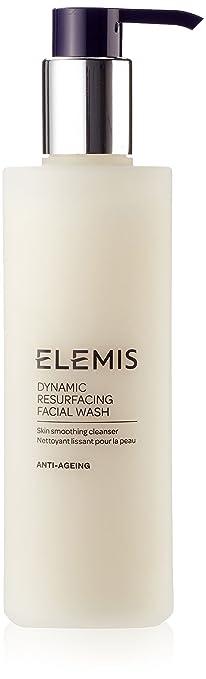 wash facial Enzyme resurfacing