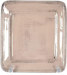 Ceramic,Beige - Plates & Dishes