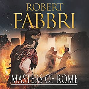 Masters of Rome Audiobook