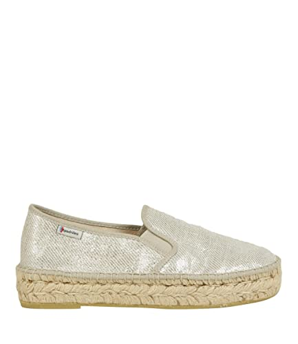 Espadrilles Tonia Tex Donna Mod  Tonia 37: Amazon co uk: Shoes & Bags