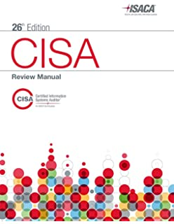 Amazon cism review manual 14th edition 9781604203691 isaca cisa review manual 26th edition fandeluxe Image collections