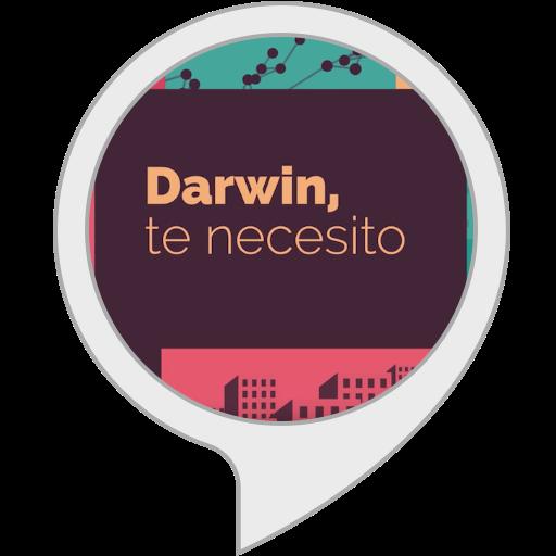 Darwin, te necesito