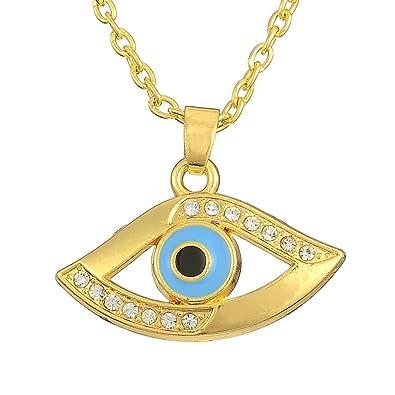 Fishhook crystal evil eye turkey eye of medusa blue eyeball pendant fishhook crystal evil eye turkey eye of medusa blue eyeball pendant necklace aloadofball Images