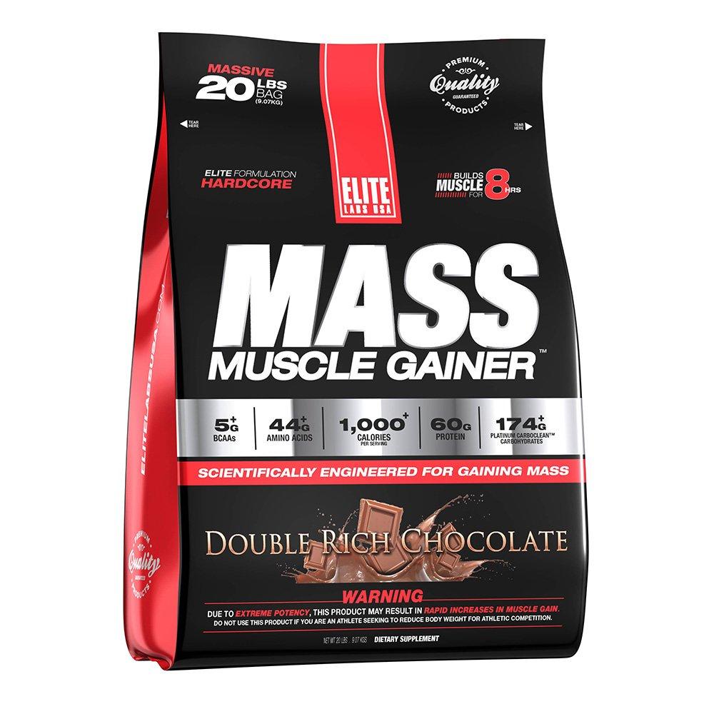 [体重を増やしたい方増量したい方お得用プロテイン]マスマッスルゲイナー:9,07kgクッキー&クリーム[海外直送品] B0129VZTOO