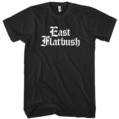 Amazon.com  Smash Transit Men s East Flatbush Gothic Brooklyn T ... 92fa9d59082