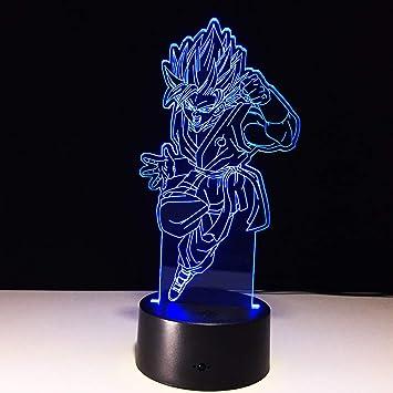 wangZJ 3d Illusion Lamp Led Night Light/usb Night Lights/Mood ...
