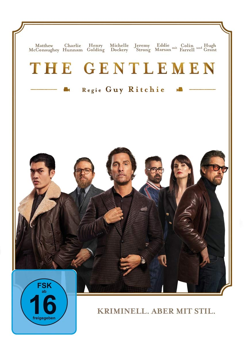 Review: The Gentlemen (Kino ...