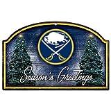 "NHL ""Season's Greetings"" Graph"