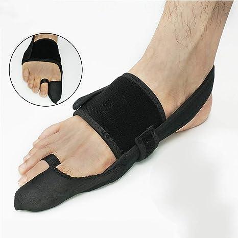 LIOOBO Corrector de juanetes Ortopédico Oruga de juanete Separador de Dedo Gordo Alivio del Dolor Martillo