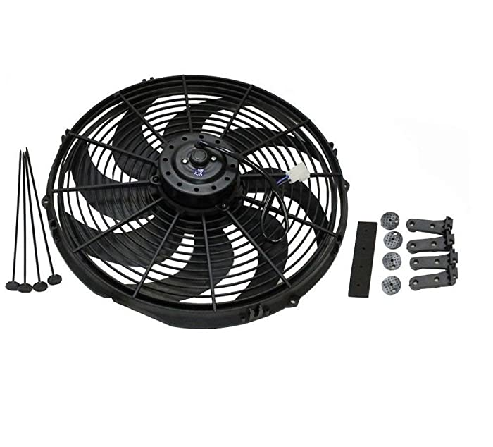 Top 9 Electric Cooling Fan Jeep Cherokee 2001