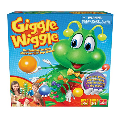Giggle Wiggle Game (4 Player) -