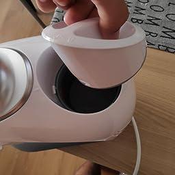 Amazon.es:Opiniones de clientes: KYG Robot de Cocina al Vapor Procesador de Alimentos para Bebés 5 en 1 Máquina para Hacer Puré Smoothie Sopa y Zumo para Bebés, 430w, Color Blanco y Gris