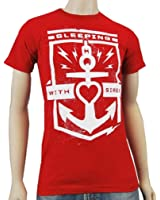 SLEEPING WITH SIRENS - Floater - Red T-shirt