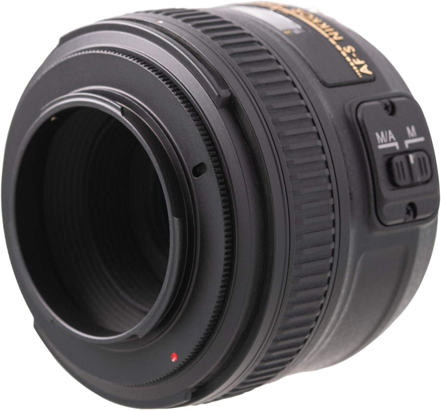 77mm Inversione Macro Anello Retrò Adattatore Compatibile per Canon EOS Telecamere ALLUMINIO