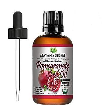 aceite de semilla de granada y diabetes