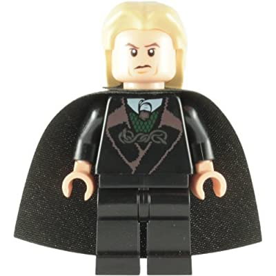 LEGO Harry Potter: Lucius Malfoy Mini-Figurine: Toys & Games