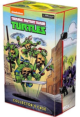 2017 SDCC NECA Teenage Mutant Ninja Turtles Collector's Case ()