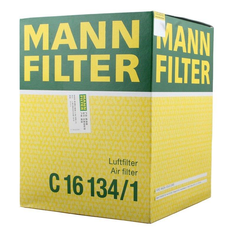 F/ür PKW Original MANN-FILTER Luftffilter C 16 134//1