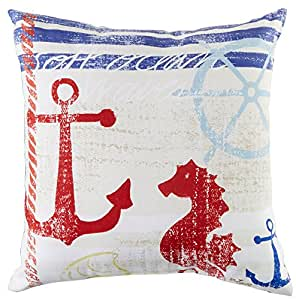 Manual Woodworkers Nautical Breeze Outdoor Pillow No Size
