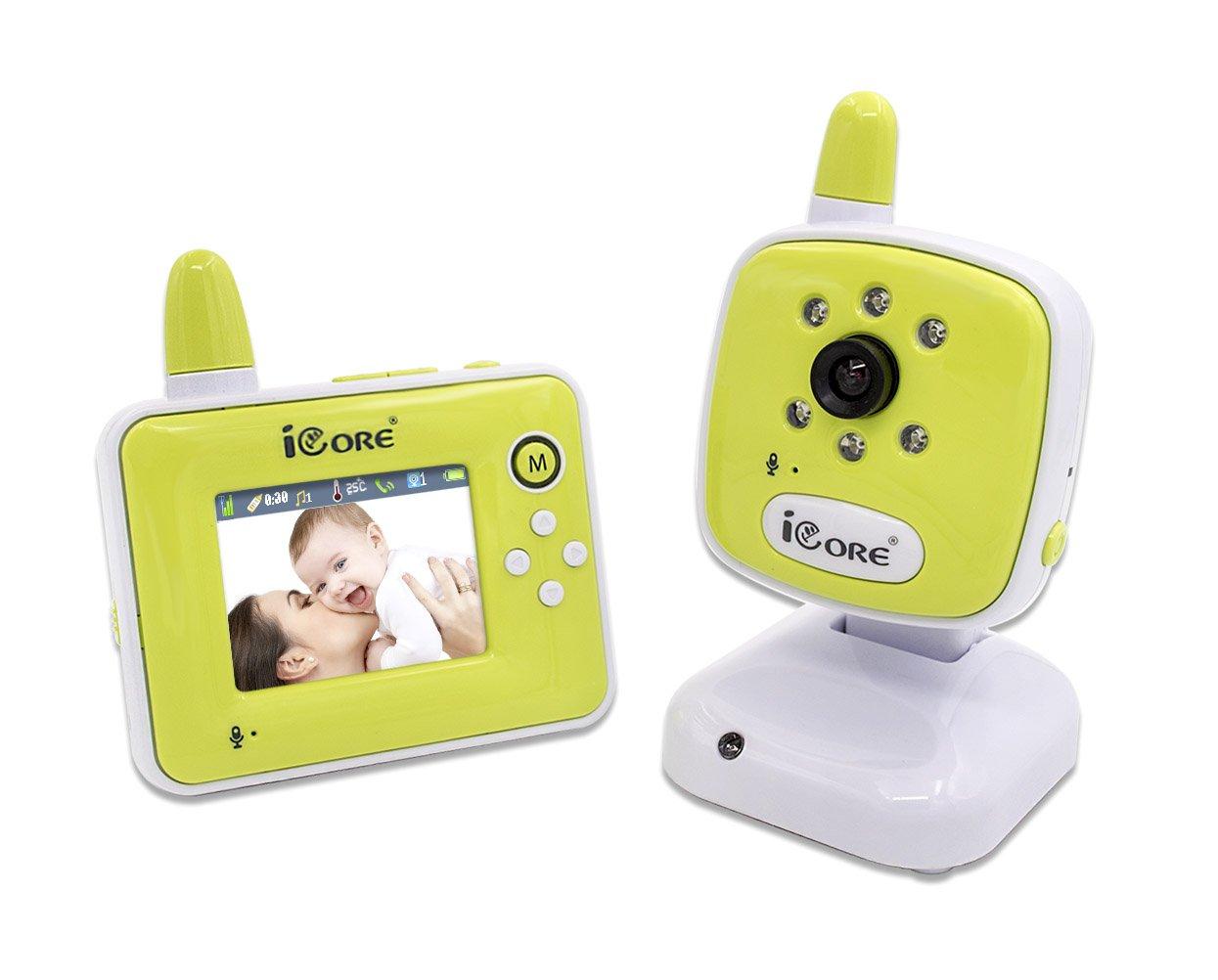 Baby Monitor, Long Range Video Monitors Camera Monitoring Newborn