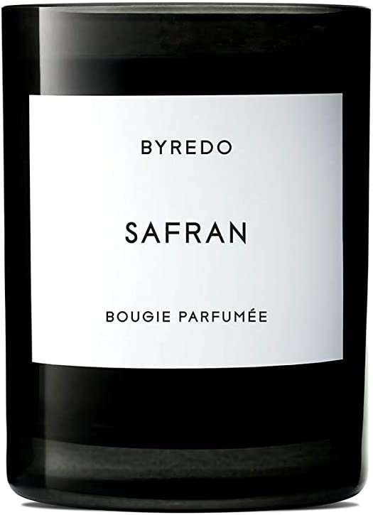 Byredo Safran Spice Scented Candle - 350 ml