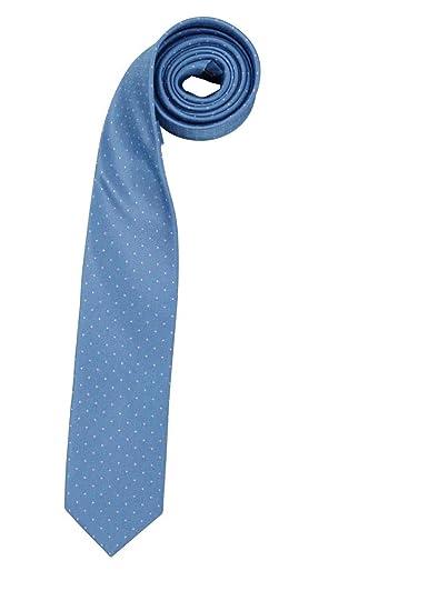OLYMP - Corbata - Lunares - para hombre Azul azul claro talla ...