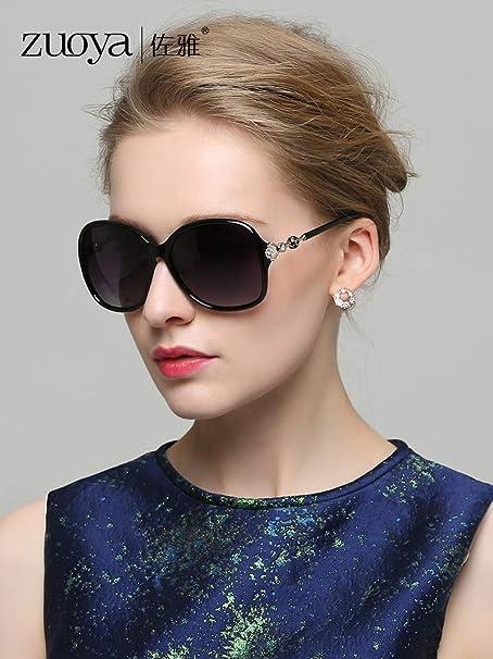 Gafas de sol Protección ultravioleta Moda polarizada ...