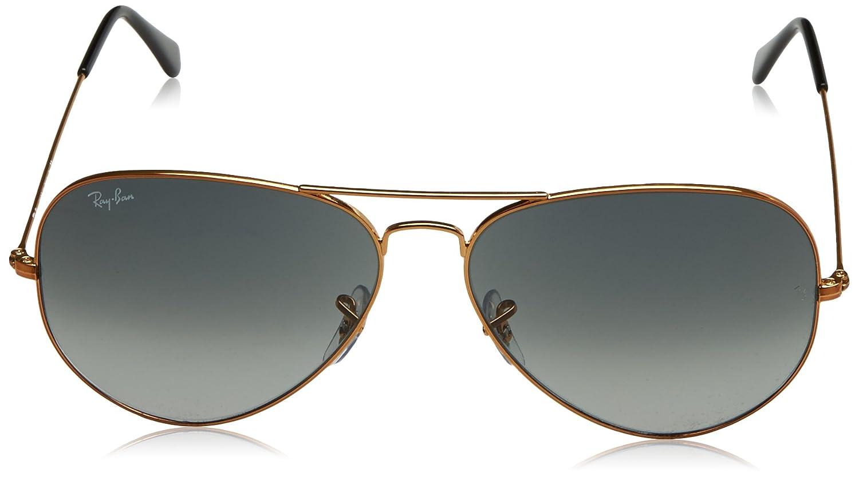 26efebabef Amazon.com  Ray-Ban Men s Aviator Large Metal Ii Sunglasses