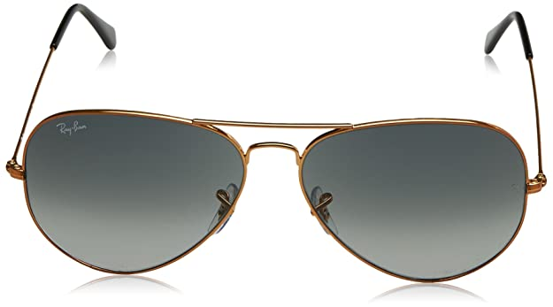 a8ac12133e83f Amazon.com  Ray-Ban Men s Aviator Large Metal Ii Sunglasses