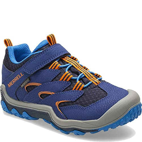 b6fe7e7199 Merrell Boys Chameleon 7 Access Low a/C WTRPF Hiking Shoe: Amazon.ca ...