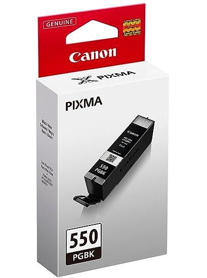 Canon PGI-550 PGBK - Cartucho de Tinta para impresoras ...