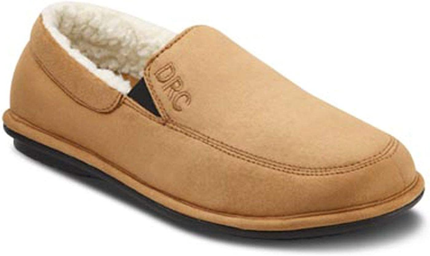 Dr Comfort Cozy slipper for diabetics and swollen feet gel insole extra roomy