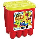 Stickle Bricks TCK07000 Hasbro Stick Fun Tub