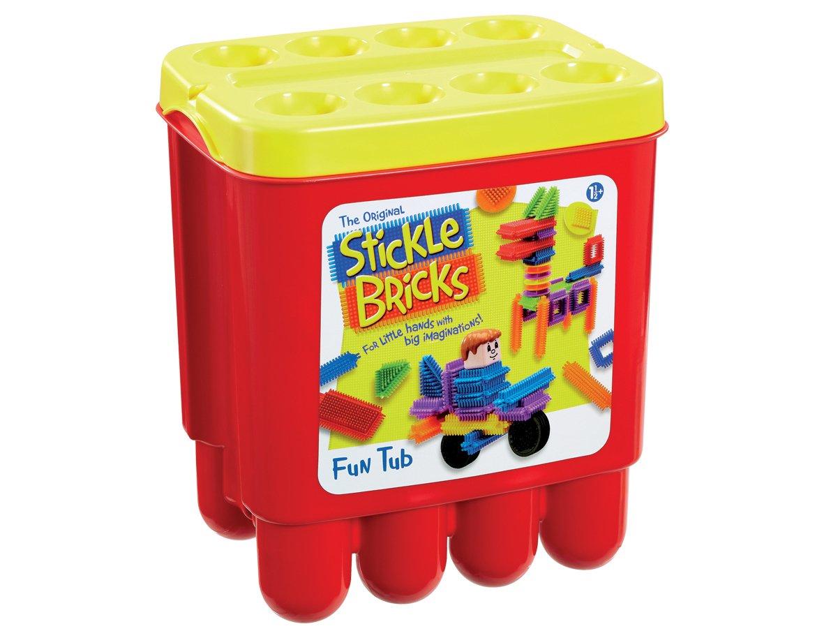 Stickle Bricks Fun Tub Flair Leisure Products TCK07000
