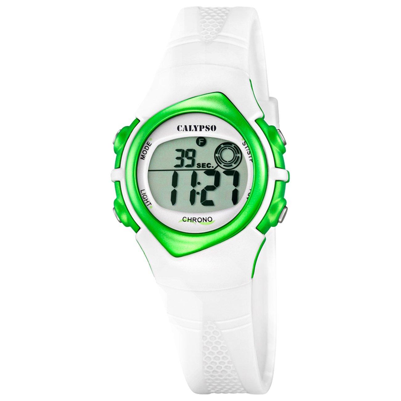 Calypso uk5630/4 - Reloj de pulsera de mujer color blanco: Calypso: Amazon.es: Relojes