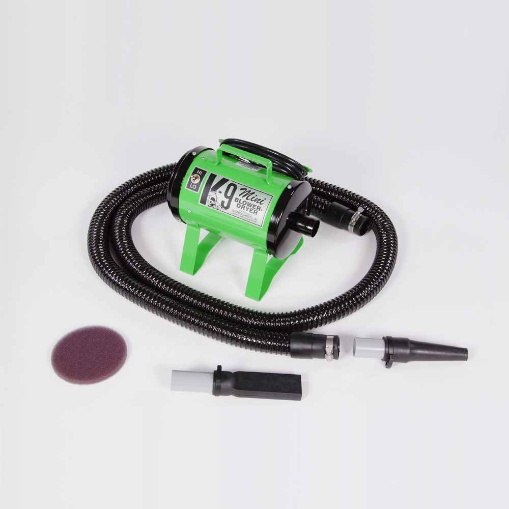 Mini K-9 LIME Blower/Dryer