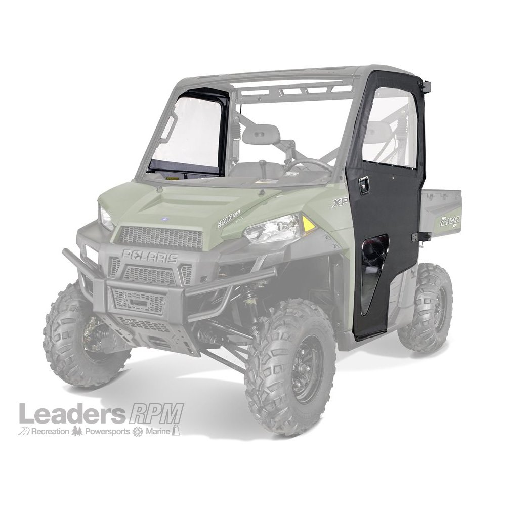 Polaris 2878853 Lock & Ride Pro-Fit Front Canvas Door