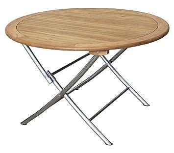 75 MarseilleØ Pliante cm Table Dehner cmHauteur 120 mwvO0Ny8nP