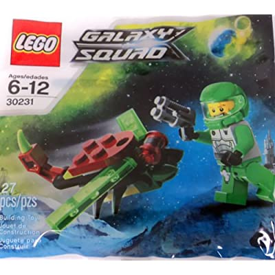 Lego 30231 Galaxy Squad Insectoid: Toys & Games