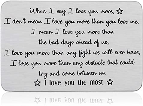 To valentine wife note Valentine's Day