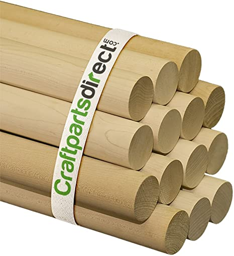 Hardwood Dowel Rod